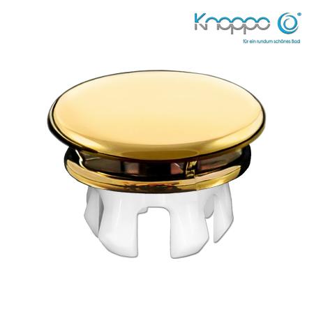 Knoppo Design Abdeckung Rosette Mirror Gold
