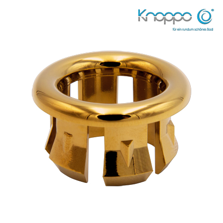 Knoppo Design Abdeckung Ring Modell - Gold