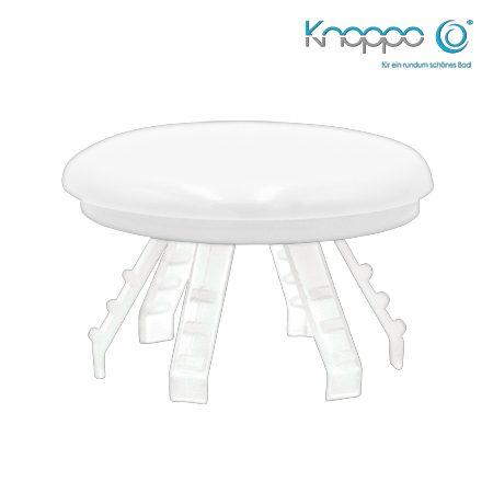 Knoppo - Medi Cap Modell weiß