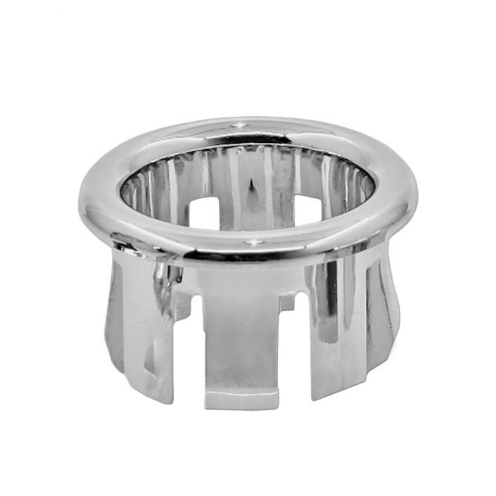 Knoppo - Design Modell Ring (chrom)