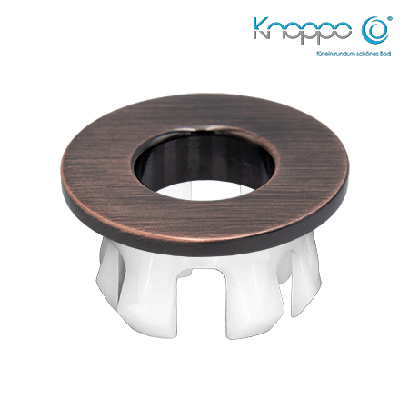 Knoppo Eye Copper brushed (Kupfer gebürstet)