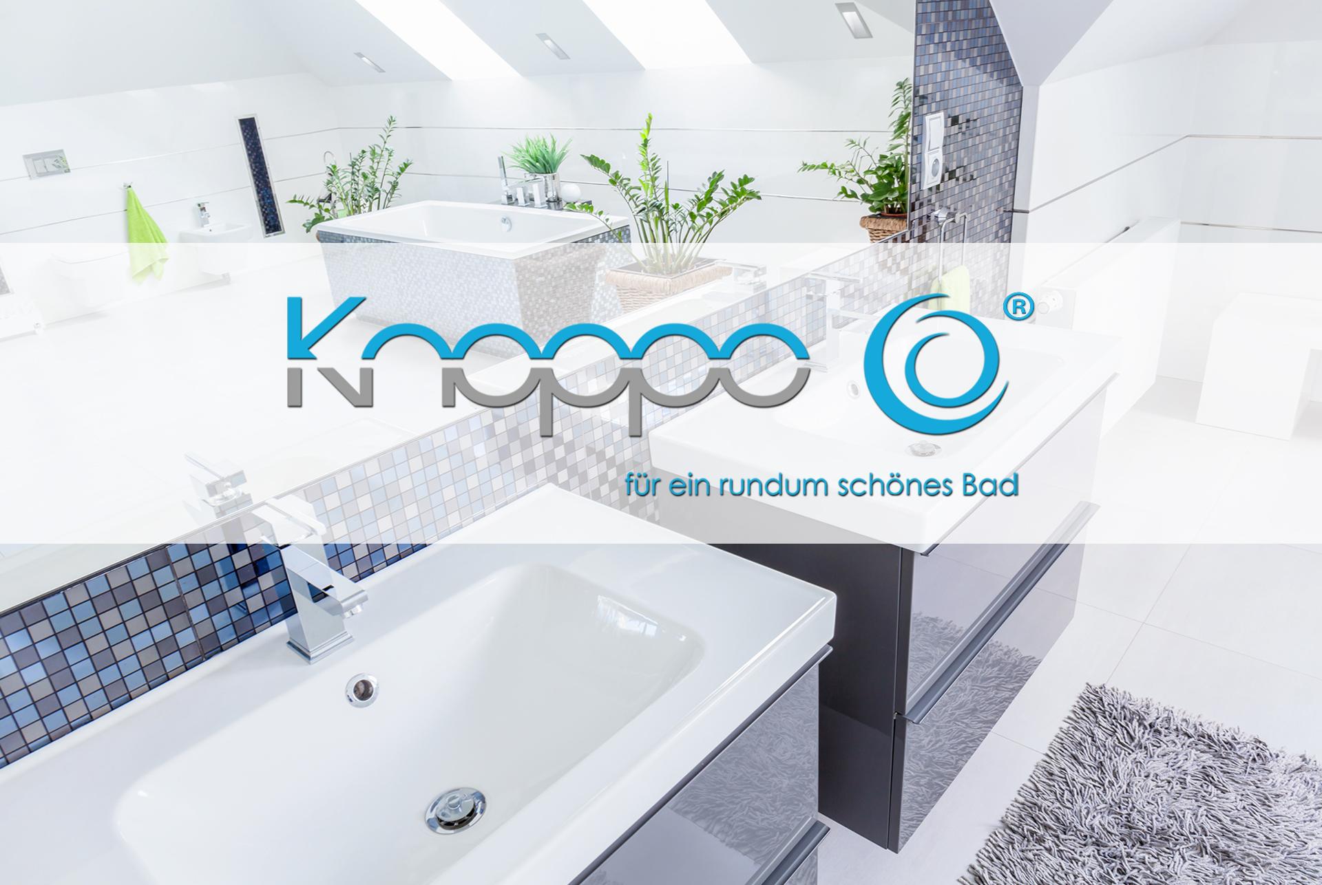 Marke Knoppo Waschbecken Design